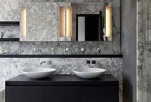 Bathroom by Kelly Hoppen / Bathroom by Kelly Hoppen, to serve as inspiration for professionals