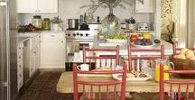 Kitchen and Dining Room by Peter Dunham / Kitchen ideas by Peter Dunham for inspire professionals an design lovers