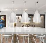 Dining Room by Kelly Hoppen / Dining room ideas by Kelly Hoppen to inspire professionals and design lovers