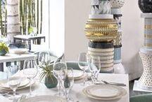 Dining Room by Kelly Wearstler