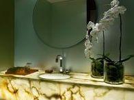 Bathroom by Patricia Gray