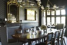 Dining Room by Greg Natale