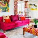 Living Room by Sophie Pekett / A collection of living room pictures designed by Sophia Pekett to inspire your projects