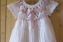 Knitting & Crochet - Babies & Children / by Trish Windley