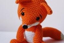 Amigurumi & other knit/crochet toys / by Trish Windley