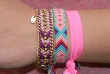 Jozemiek bracelets / Handmade bracelets from Jozemiek www.jozemiek.com