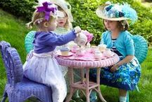 Sugar n Spice & Everything Nice-Girls / Little Girls clothing and bedroom/playroom ideas. / by Rebecca Hood