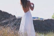 STYLE - Bohemian / Bohemian clothing. / by Rebecca Hood