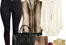 Style me - Fall & Winter Casual / Fall & Winter Casual Outfits and Fashion / by Rebecca Hood