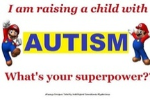Autism / For my son who has autism  spreading the word / by Nichole Johnson-Dubak