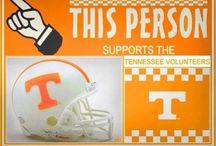 Tennessee Vols Fan / by Nichole Johnson-Dubak