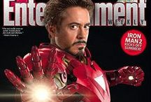EW Superhero Covers / A collection of EW covers featuring your favorite superheroes / by Entertainment Weekly