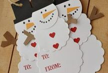 Christmas Crafts & Decorations! / by Heather Walls