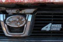 Vintage Subaru / Subaru, Subaru, and more Subaru!