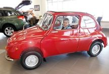 Our Subaru 360  / Come visit our 1970 Subaru 360 now in our expanded showroom. Meanwhile here are a few photos...