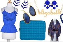 Cobalt Craze / by Go Tidbits