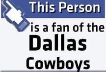 Dallas Cowboys Fan / by Nichole Johnson-Dubak