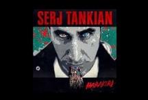 SERJ TANKIAN / by YARA†ROCK