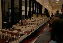 Lego Designs / by Nichole Johnson-Dubak