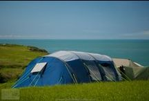 Family Campsites / Great Campsites to stay with your kids.  From 'back to basics' to holiday parks.