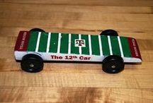 Pinewood derby  / by Katie Muller