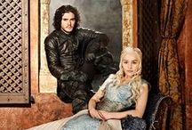 EW Game of Thrones / Portraits and scene grabs from HBO's Game of Thrones / by Entertainment Weekly