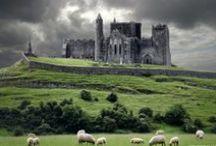 Ireland - Returning September 2015 / by Shelley Taddei