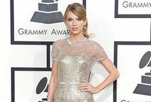 EW Grammys 2014 Arrivals: Red Carpet Style / Our favorite arrival looks from the 56th Annual Grammy Awards  / by Entertainment Weekly