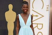 EW: Oscars 2014: Red Carpet Roundup / Fashion Roundup of the 86th Academy Awards / by Entertainment Weekly