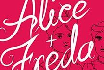 """Alice + Freda Forever by Alexis Coe / In 1892, America was obsessed with a teenage murderess, but it wasn't her crime that shocked the nation—it was her motivation….  Alice + Freda Forever: A Murder in Memphis is a """"lively, provocative history….a well-written effort that makes the most of its source material on two levels, both as true crime and as social commentary"""" —Publishers Weekly   Hardcover: 224 pages. Published by Zest Books and distributed by Houghton Mifflin Harcourt (October 2014) ISBN-13: 978-1-936976-60-7"""