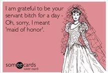For Korina's Wedding <3 / by Sarah Hernandez