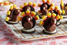 Thanksgiving Desserts / Get the best-ever #ThanksgivingFeast dessert recipes and tips from your favorite Food Network chefs. Happy Thanksgiving! / by Food Network