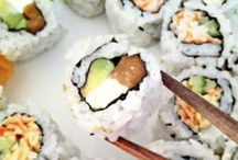 Food - Asian / by Shelley Taddei
