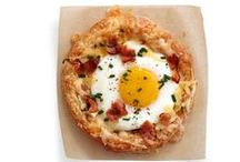 Put An Egg On It / Find recipes for omelets, quiches, scrambled eggs and more egg-centric recipes from Food Network. / by Food Network