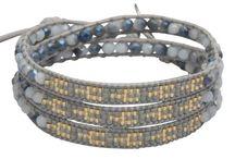 Jozemiek Bohemian Miyuki wrapbracelets