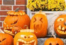 Halloween / Fall Halloween citrouille diy deco ...