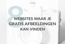 // blogging / Bloggen tips, ideeën