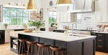 Food Network Fantasy Kitchen / The Food Network® Fantasy Kitchen™ blends high-end conveniences with modern, warm, and inviting design to create a space for cooking, entertaining and enjoying family and friends.   Enter daily for your chance to win $250,000 from Food Network® to transform your kitchen: http://bit.ly/FantasyKitchenPT