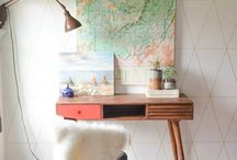 Home Office / by Julia Marchand