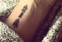 Tattoos / by Sperry Gander