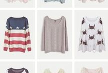 Clothing. / things i'd love to wear<3 / by Sarah Child
