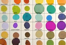 My Palate for Palettes / it's all about the colors.