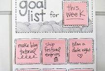 Planner Ideas / by Brandi Collins
