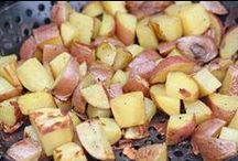 Roasted Potatoes & Skins / Your oven is the gateway to a flavor explosion / by Klondike Brands Potatoes