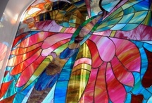 Stained Glass Art / by Tina McCay