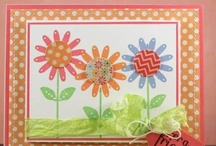 Homemade Greeting Cards / by Paula May