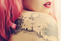 Tattoos that make me itch for a new one / by Kaysee Thompson