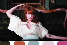 FW 2012 Color Story Inspiration / by Habitual Denim
