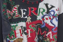 ugly christmas sweaters / by Kate Sanfilippo