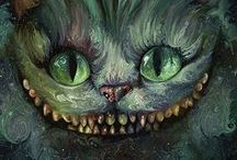 Cheshire'cat & friends